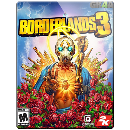 Borderlands 3 CD Key - Epic Games