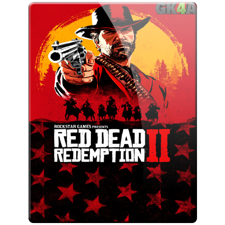 Red Dead Redemption 2 CD Key - Rockstar Games