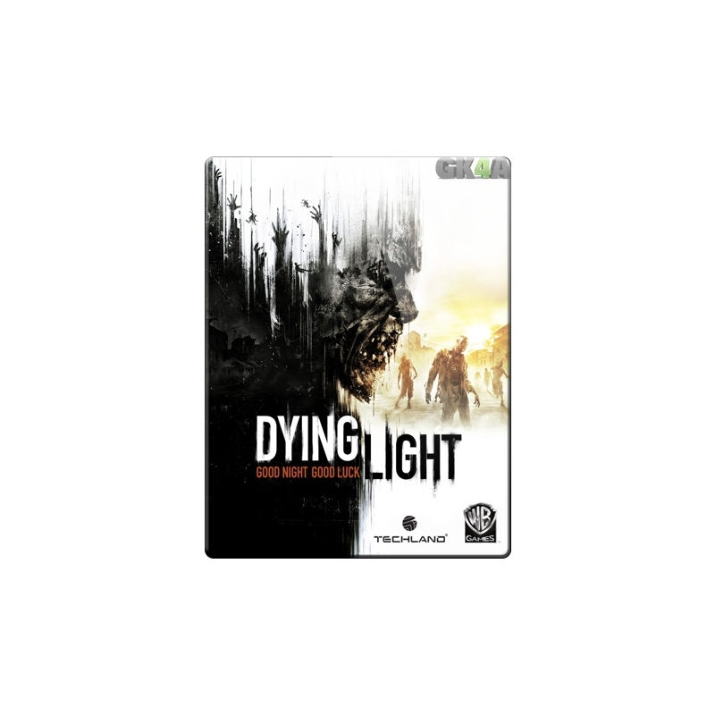 Dying Light CD Key + DLC - Steam - GameKeys4all - Direct to