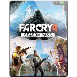 Far Cry 4 Season Pass CD Key - Uplay