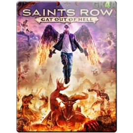 Saints Row Gat out of Hell CD Key - Steam