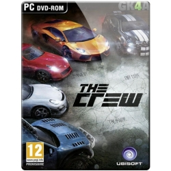 The Crew Standard Edition CD Key - Uplay