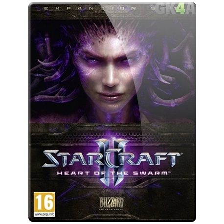 Starcraft 2 EU Heart of the Swarm CD Key
