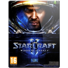 Starcraft 2 EU Wings of Liberty