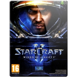 Starcraft 2 EU Wings of Liberty CD Key