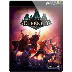 Pillars of Eternity Hero Edition CD Key - Steam