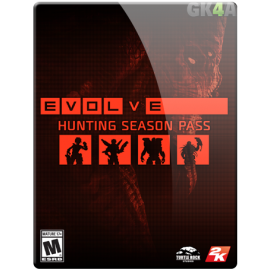 Evolve Hunting Season Pass CD Key - Steam
