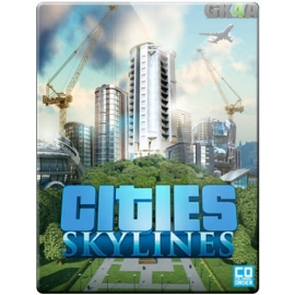 Cities Skylines CD Key - Steam