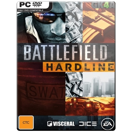 Battlefield Hardline CD Key - Origin