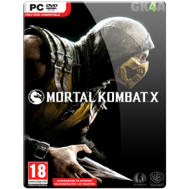 Mortal Kombat X + DLC CD Key - Steam