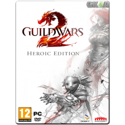 Guild Wars 2 Heroic Edition EU Digital CD Key - NCSOFT
