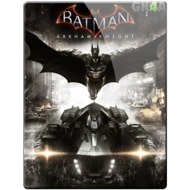 Batman Arkham Knight + DLC CD Key - Steam