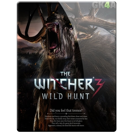 The Witcher 3: Wild Hunt Cd Key - GOG Activation