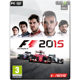 F1 2015 CD Key - Steam