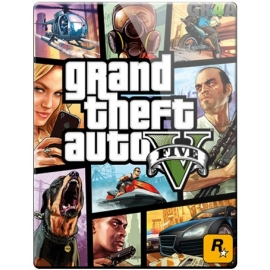 GTA V - Grand Theft Auto V Premium Edition - Rockstar Games