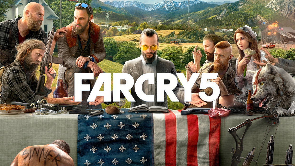 Far Cry 5 CD Key