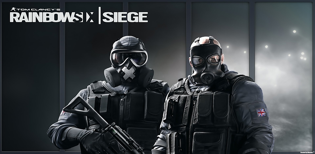 Rainbow Six Siege CD Key