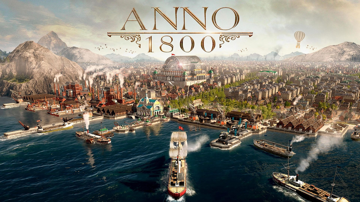 Anno 1800 CD Key