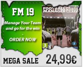 Football Manager 2019 CD Key